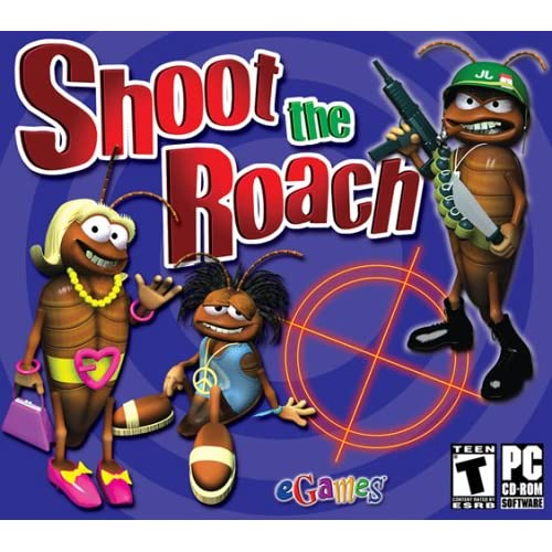 Image 0 of Shoot The Roach PC Software