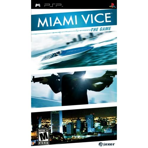 Image 0 of Miami Vice Sony For PSP UMD