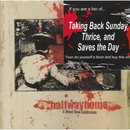 Image 0 of A Subdivision By Halfwayhome On Audio CD Album 2004