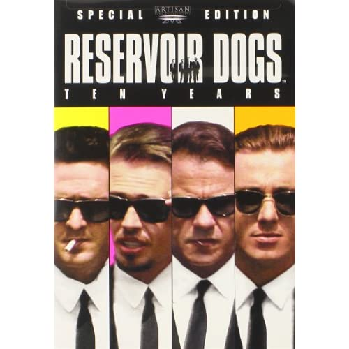 Image 0 of Reservoir Dogs On DVD With Harvey Keitel