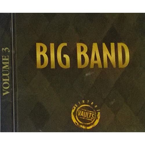 Image 0 of Big Band Volume 3 By Big Band And Big Band Composer On Audio CD Album