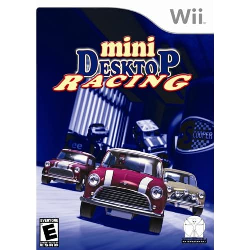 Image 0 of Mini Desktop Racing For Wii And Wii U