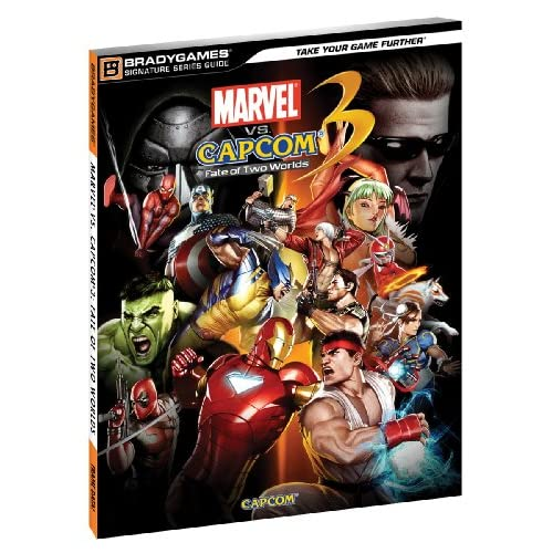 Image 0 of Marvel Vs Capcom 3 Signature Series Guide Signature Series Guides Strategy Guide