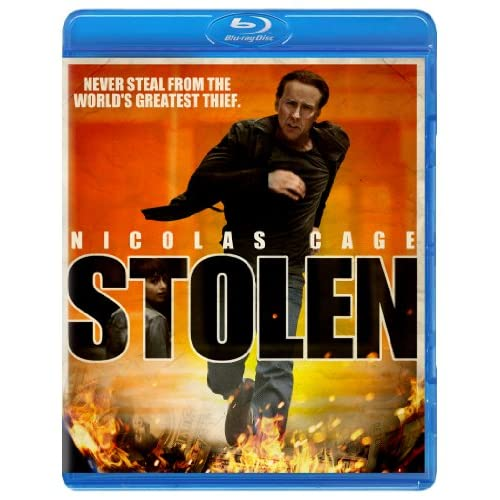 Image 0 of Stolen Blu-Ray On Blu-Ray With Nicolas Cage