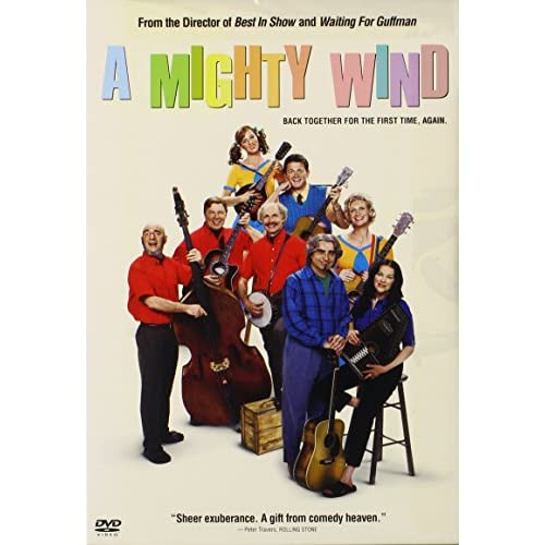 Image 0 of A Mighty Wind On DVD With Catherine O'Hara Comedy