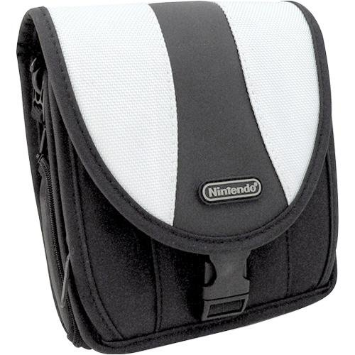 ALS Industries NDS-N15-WHT Nintendo DS Game And Accessory Case White