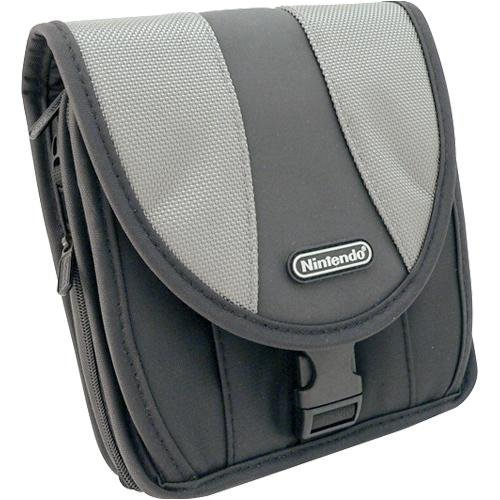 ALS Industries N-N15-GRY Nintendo Game And Accessory Case Gray For DS Grey Multi
