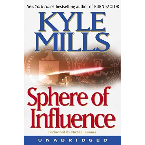 Image 0 of Sphere Of Influence By Mills Kyle Mccarthy Jeff Reader On Audio Cassette