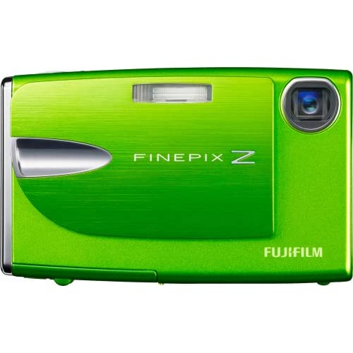 Image 0 of FujiFilm FinePix Z20FD 10MP Digital Camera With 3X Optical Zoom Wasabi Green