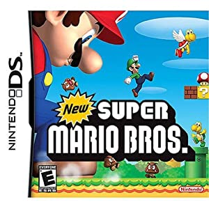 Image 0 of New Super Mario Bros For Nintendo DS DSi 3DS 2DS