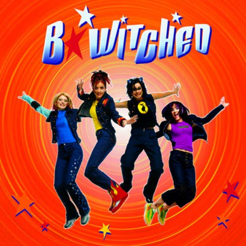 Image 0 of B*witched By B*witched On Audio CD Album 1999