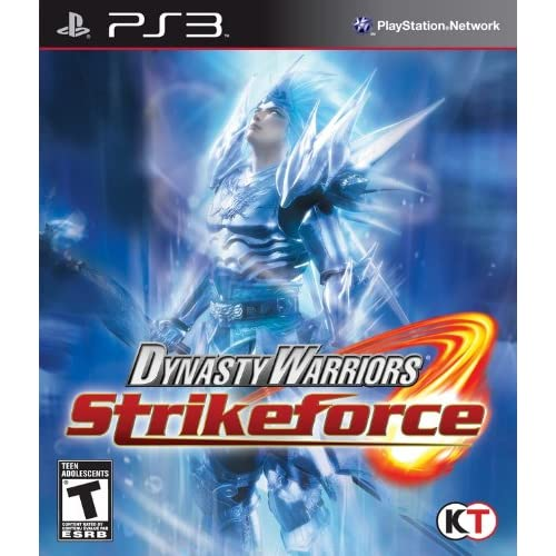 Image 0 of Dynasty Warriors: Strikeforce For PlayStation 3 PS3