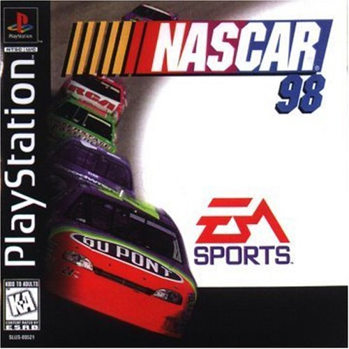 Image 0 of NASCAR '98 PlayStation For PlayStation 1 PS1 Racing
