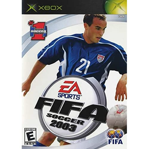 Image 0 of FIFA Soccer 2003 Xbox For Xbox Original