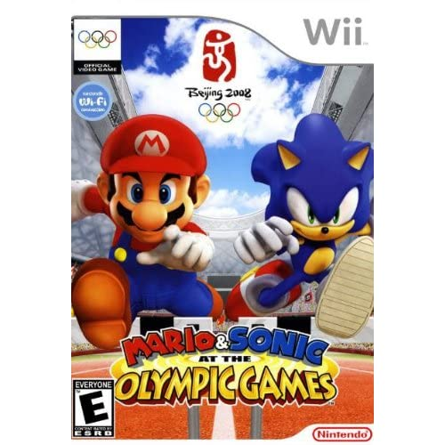 Image 0 of Mario And Sonic At The Olympic Games For Wii And Wii U