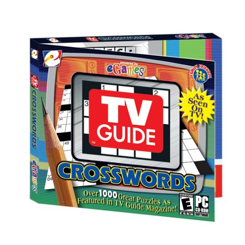 Image 0 of TV Guide Crosswords PC Software