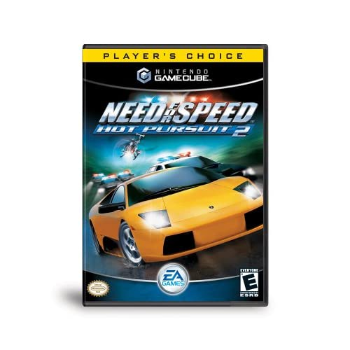 Image 0 of Need For Speed: Hot Pursuit 2 For GameCube Racing With Manual and Case