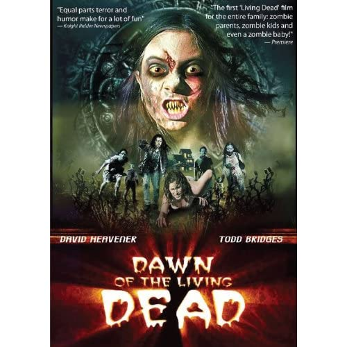 Image 0 of Dawn Of The Living Dead On DVD With David Heavener