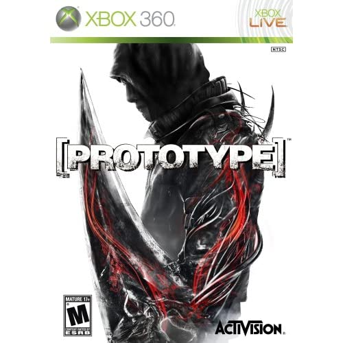 Prototype For Xbox 360 Shooter