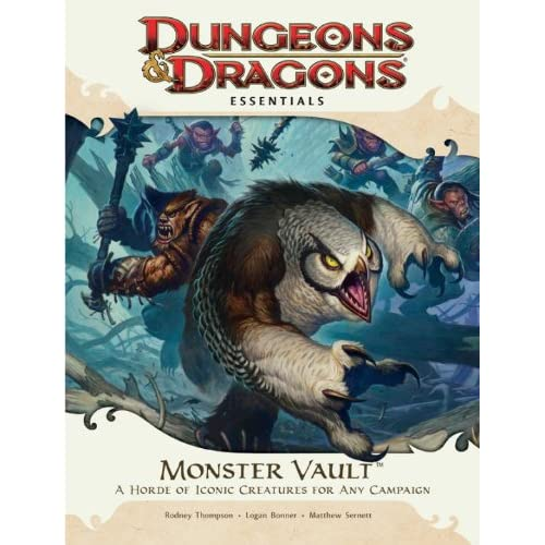 Image 0 of Wizards Of The Coast Monster Vault: An Essential Dungeons And Dragons Kit