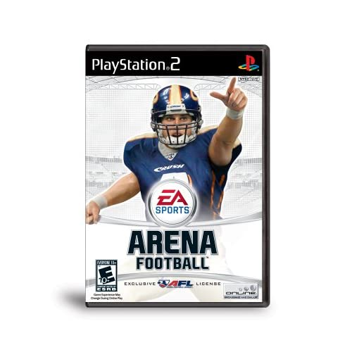 Arena Football For PlayStation 2 PS2