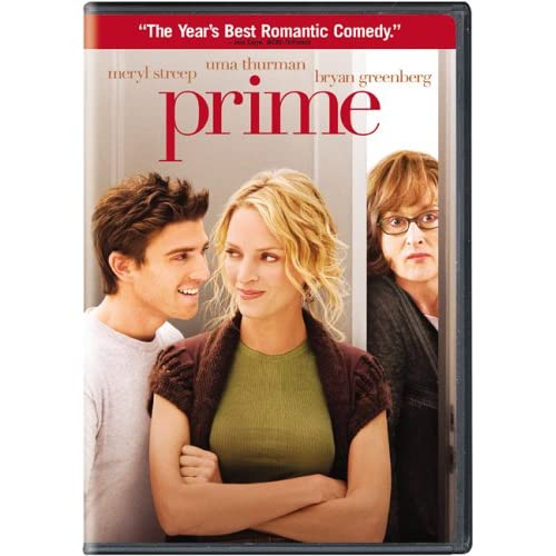 Image 0 of Prime Widescreen Edition On DVD With Meryl Streep Romance