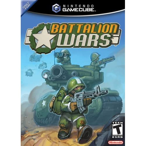 Battalion Wars For GameCube