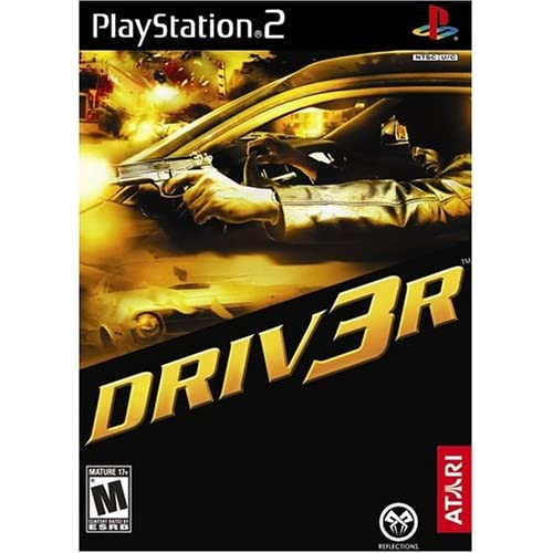 Image 0 of DRIV3R For PlayStation 2 PS2