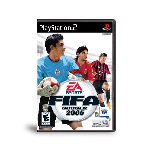FIFA Soccer 2005 PS2 Complete For PlayStation 2