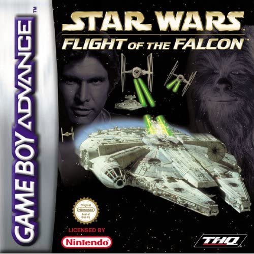 Image 0 of Star Wars Flight Of The Falcon GBA For GBA Gameboy Advance