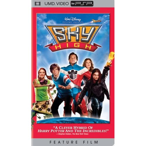 Image 0 of Sky High UMD For PSP Disney