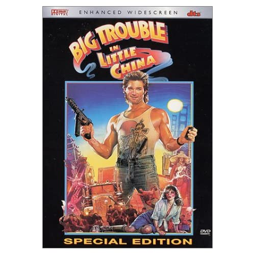Image 0 of Big Trouble In Little China Special Edition On DVD With Kurt Russell