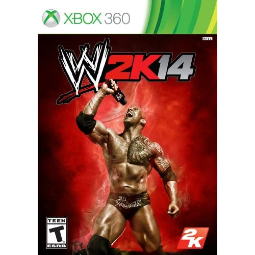 Image 0 of WWE 2K14 For Xbox 360 Wrestling