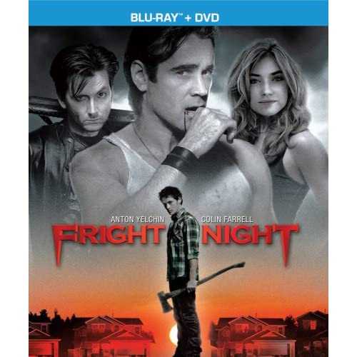Image 0 of Fright Night Two-Disc Blu-Ray/dvd Combo On Blu-Ray With Anton Yelchin 2