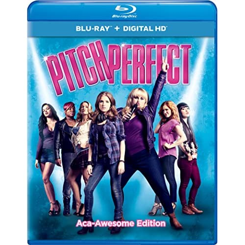 Image 0 of Pitch Perfect Aca-Awesome Edition Blu-Ray Digital HD On Blu-Ray With Anna Kendri