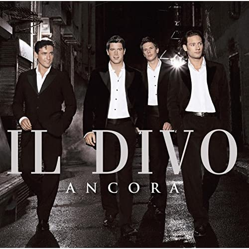 Image 0 of Ancora By Il Divo On Audio CD Album 2006