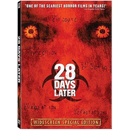 28 Days Later Widescreen Special Edition On DVD With Ray Panthaki Drama