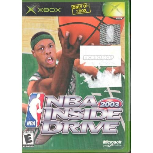 Image 0 of NBA Inside Drive 2003 For Xbox Original Basketball