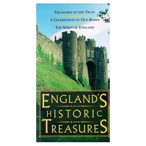 Image 0 of England's Historic Treasures On VHS