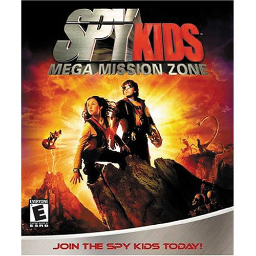 Spy Kids: Mega Mission Zone PC Software Disney