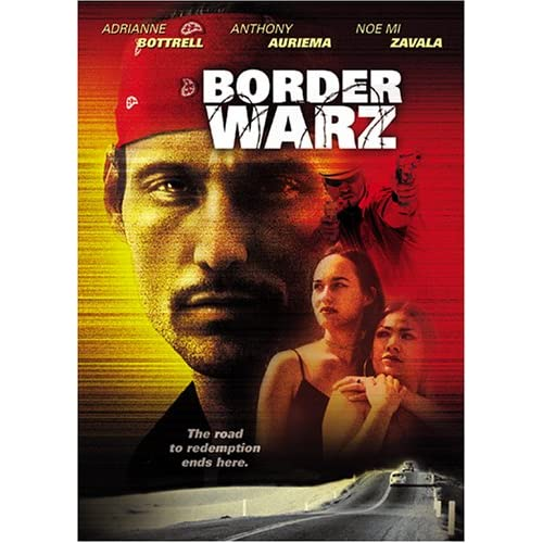 Image 0 of Border Warz On DVD with Adrianne Bottrell