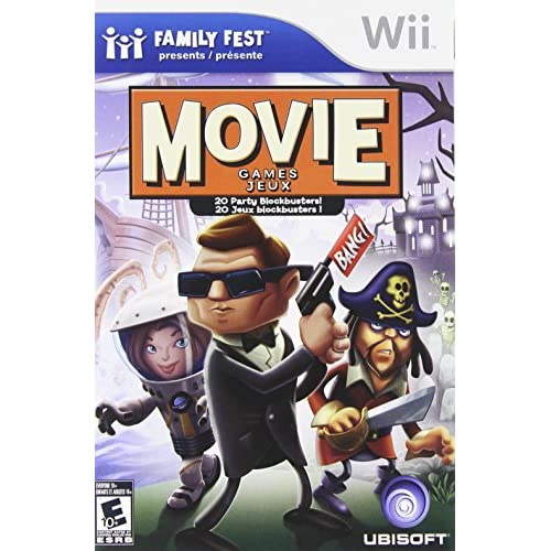 Image 0 of Family Fun Fest Movie Game For Wii And Wii U