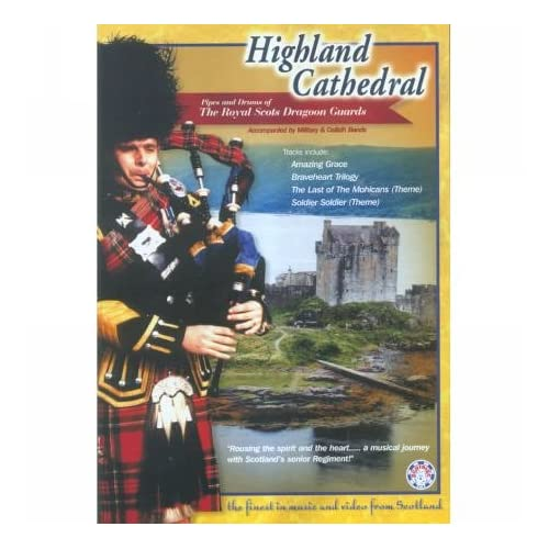 Image 0 of The Royal Scots Dragoon Guards Highland Cathedral 1999 On DVD