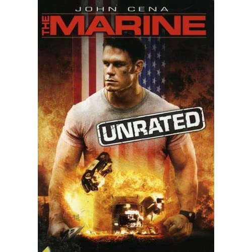 Image 0 of The Marine Unrated Edition On DVD with John Cena Drama