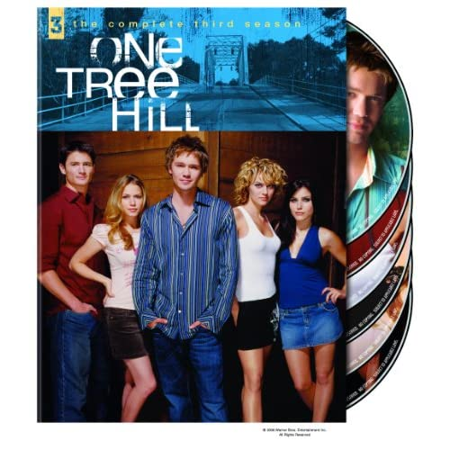 One Tree Hill: Season 3 Repackage On DVD With Chad Michael Murray