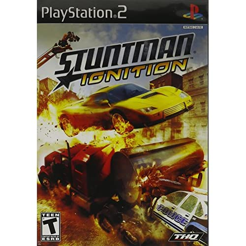 Image 0 of Stuntman: Ignition For PlayStation 2 PS2