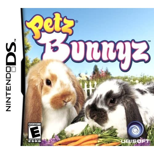 Image 0 of Petz Bunnyz For Nintendo DS DSi 3DS 2DS