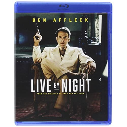 Image 0 of Live By Night Blu-Ray+digital HD Ultraviolet On Blu-Ray With Ben Affleck Drama