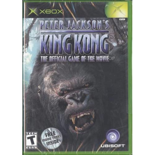 Image 0 of Peter Jackson's King Kong Xbox For Xbox Original