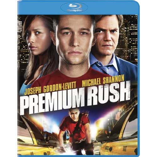 Image 0 of Premium Rush On Blu-Ray